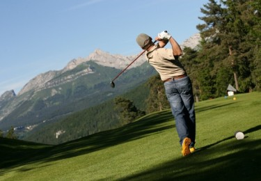 GOLF LA CHAPELLE EN VERCORS