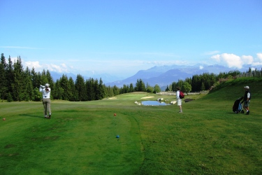 GOLF CLUB MERIBEL