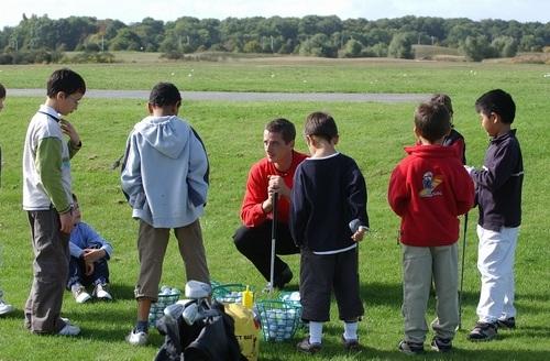 cours de golf enfant tous au golf newtee.com