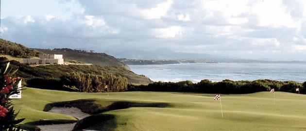 cours de golf pays basque ecole de golf newtee.com