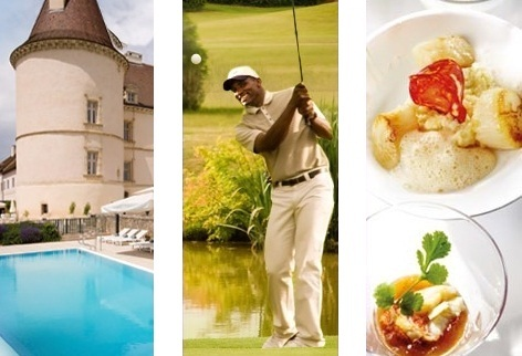 restaurant golf chateau de chailly newtee.com