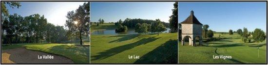 golf des vigiers photo parcours